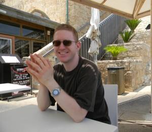 Daniel in Caesarea at wRanter.com