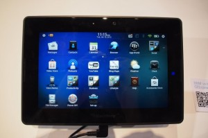 BlackBerry Playbook 2.0 on wRanter.com
