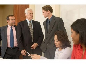 Generation X and Baby Boomers on the job at wRanter.com