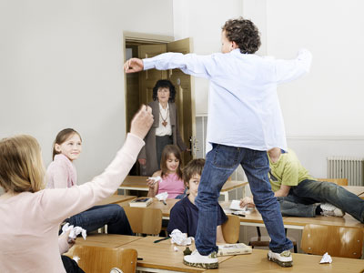 teaching students with adhd I teaching english to children with adhd natalia turketi submitted in partial fulfillment of the requirements for the master of arts in teaching degree.