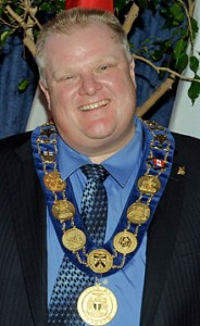 Rob Ford at wRanter.com