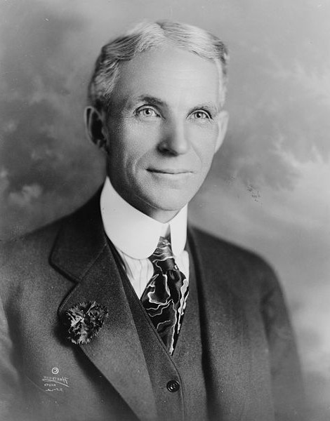 Henry Ford at wRanter.com