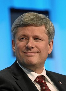 Stephen Harper at wRanter.com