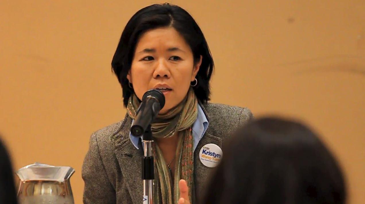 Kristyn Wong-Tam at wRanter.com