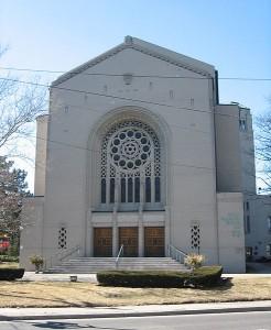 Holy Blossom Temple at wRanter.com