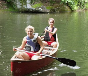 Canoeing at wRanter.com