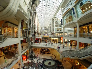 Eaton Centre at wRanter.com