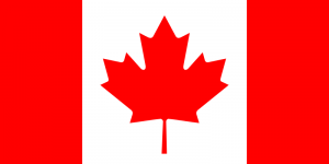 Canadian flag at wRanter.com
