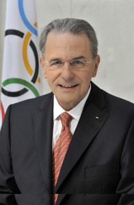 Jacques Rogge at wRanter.com
